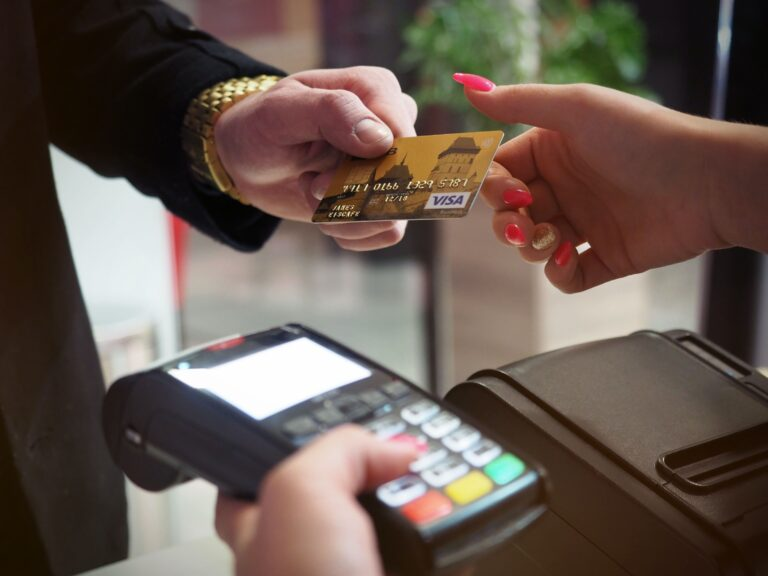 loja online fazendo pagamento