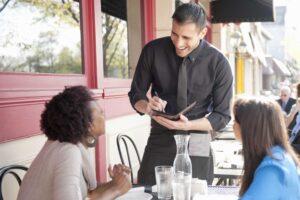 erros na gestão do restaurante tedsys